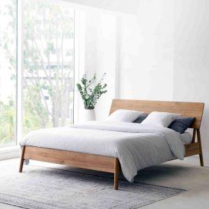 Air Teak Bed