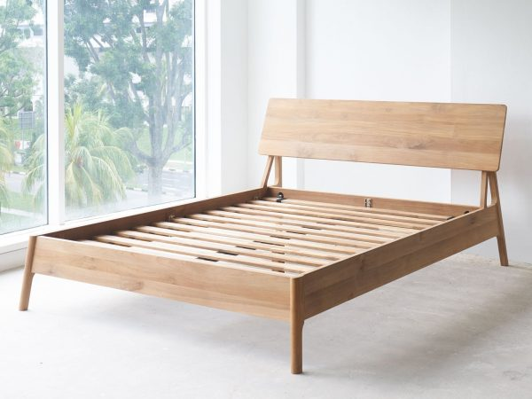 AIr Teak Bed Frame